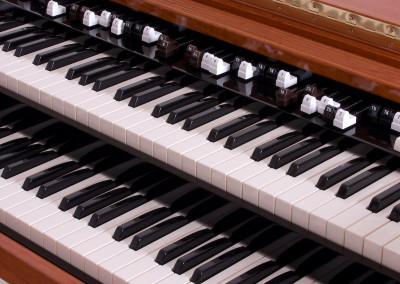 MIDI Organ Controller for Native Instruments B4 / GSi VB3
